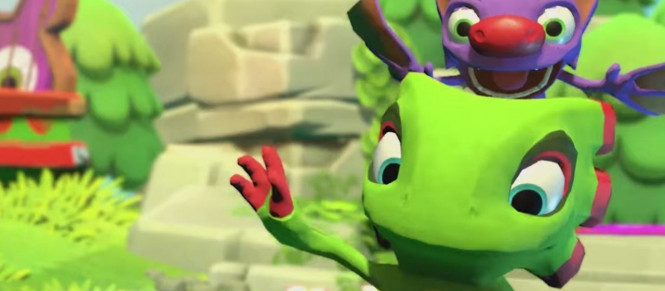 Yooka-Laylee and the Impossible Lair : la date de sortie