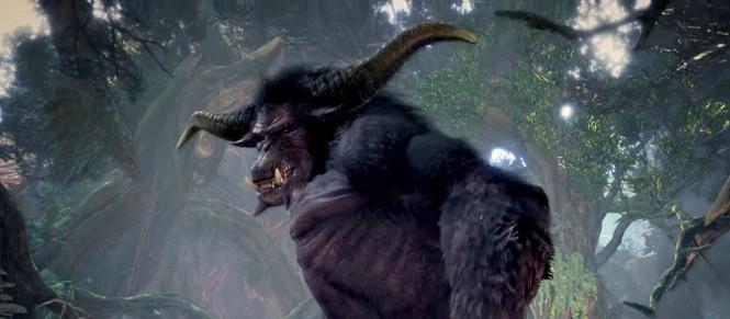 Monster Hunter World : le Rajang arrive