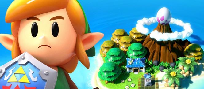 Zelda Link's Awakening : un trailer avant la sortie