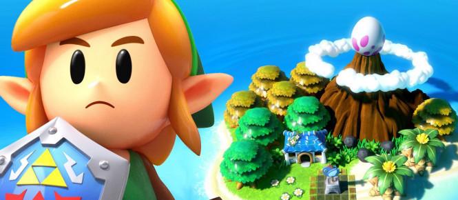 Zelda Link's Awakening : le trailer français est disponible