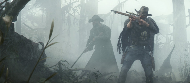 [Test] Hunt : Showdown