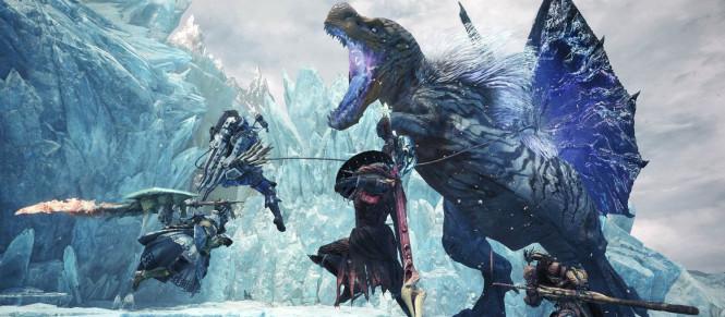 Iceborne : joli lancement pour l'extension de Monster Hunter World