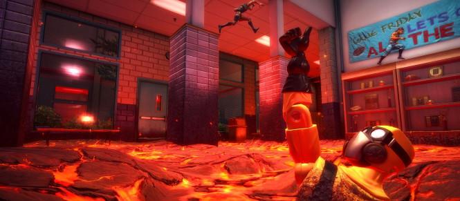 Une date de sortie pour Hot Lava