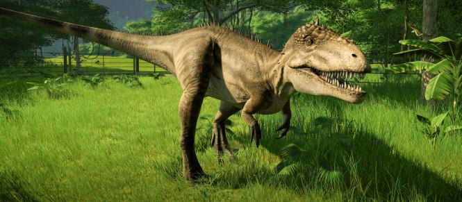 Jurassic World Evolution : trois nouveaux herbivores