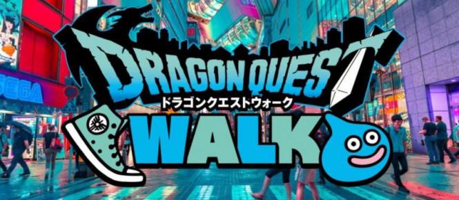 Joli départ pour Dragon Quest Walk
