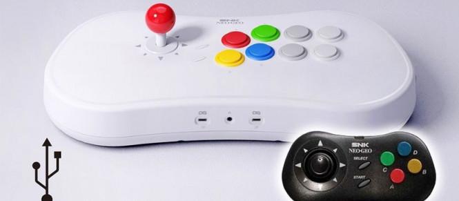 NEOGEO Arcade Stick Pro : précisions sur la sortie japonaise