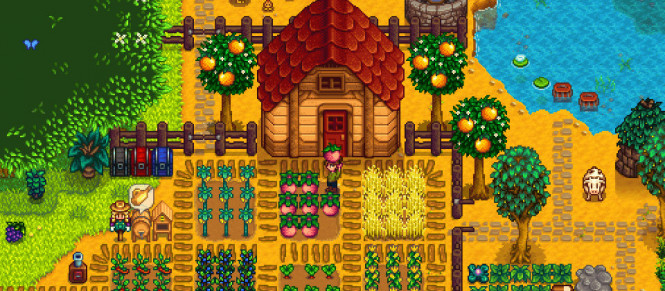 PS4 : Stardew Valley en français et en multi