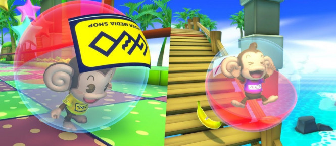 Super Monkey Ball : Banana Blitz HD en vidéo