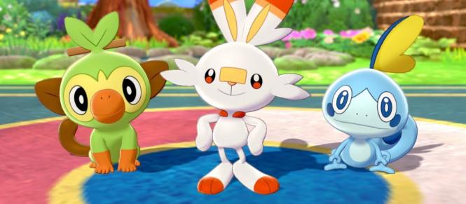 De nouvelles infos pour Pokémon Épée  / Bouclier