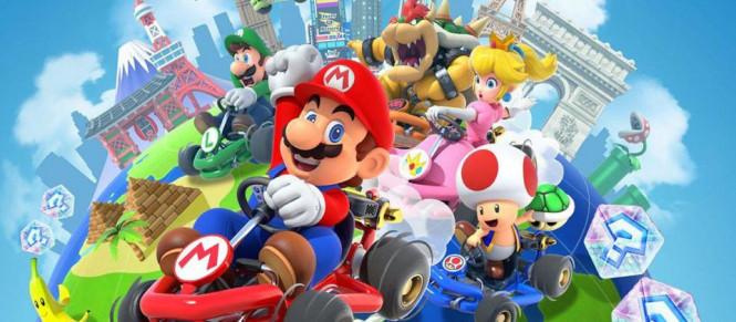 Gros carton pour Mario Kart Tour