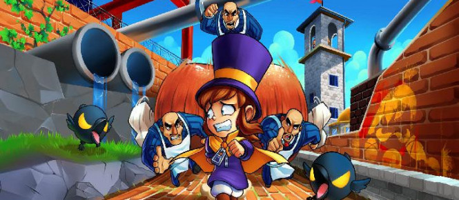 Switch : retard pour la version physique de A Hat in Time