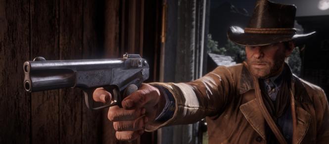 Red Dead Redemption II : des images de la version PC