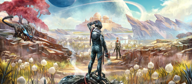 The Outer Worlds lance son préchargement (PC et One)
