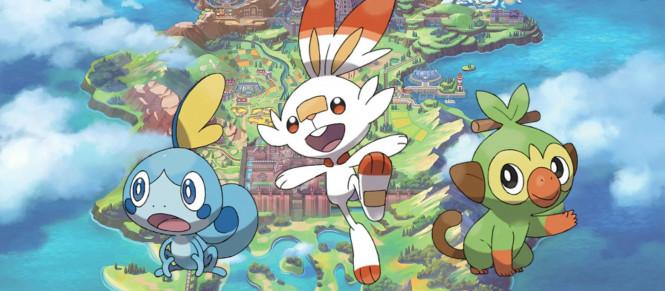 Pokémon Épée / Bouclier : des infos aujourd'hui