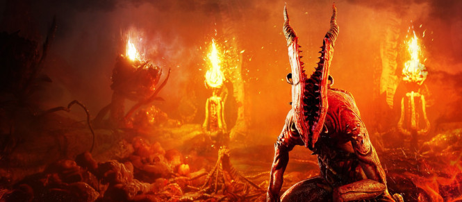 Agony sur Switch pour Halloween