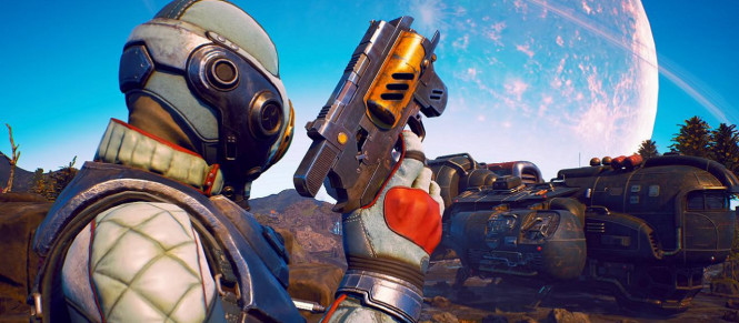 The Outer Worlds : la PS4 Pro aura bien des améliorations