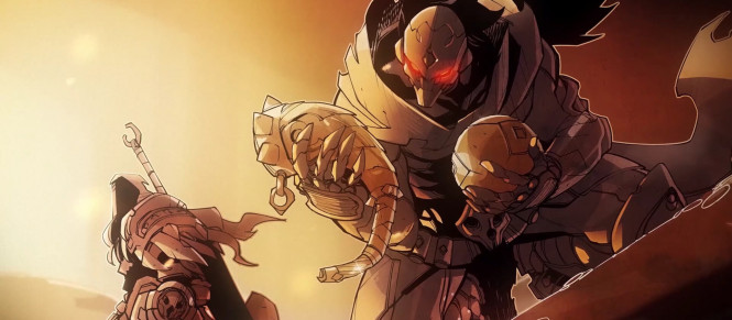 Darksiders Genesis se date