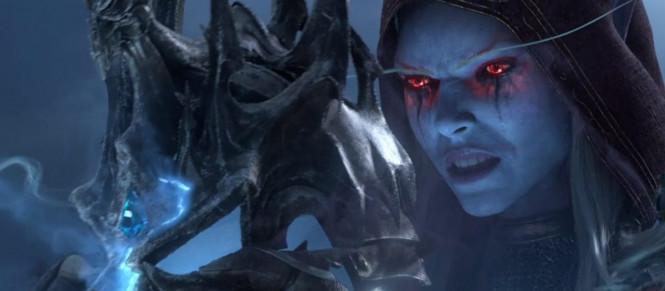 World of Warcraft : Shadowlands dévoilé lors de la BlizzCon