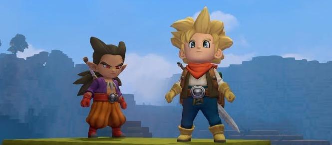 Dragon Quest Builders 2 : une deuxième démo arrive
