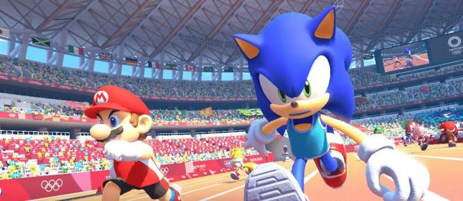 [Test] Mario et Sonic aux Jeux Olympiques 2020