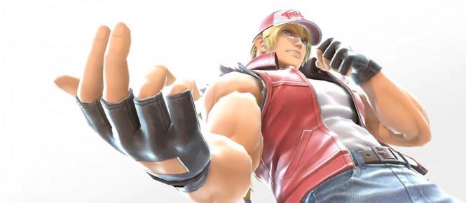 Super Smash Bros Ultimate : Terry est désormais disponible