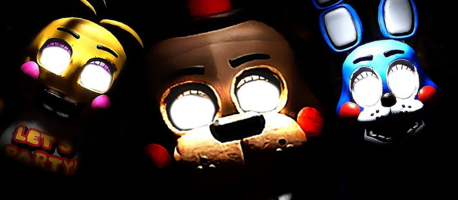 Five Nights at Freddy's arrive sur Switch