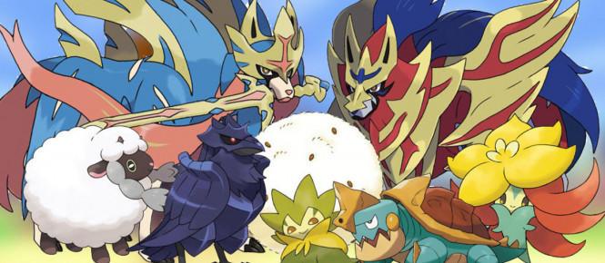 Pokémon Epée & Bouclier : le trailer de lancement (JP) est disponible