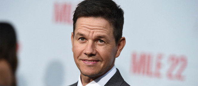 Mark Wahlberg au casting du film Uncharted