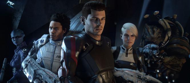 BioWare développerait un nouveau Mass Effect