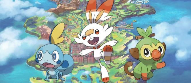 Plus de 6 millions de Pokémon Épée / Bouclier