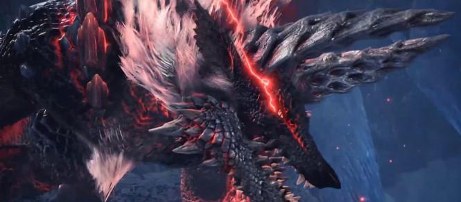 Monster Hunter World Iceborne : le Stygian Zinogre se montre
