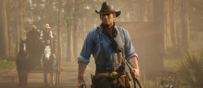 Red Dead Redemption II daté sur Steam