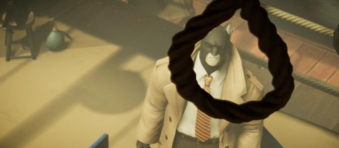 [Test] Blacksad : Under the Skin