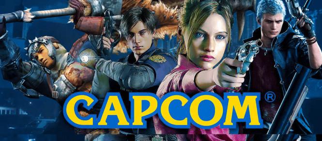 Capcom : une annonce sur le feu