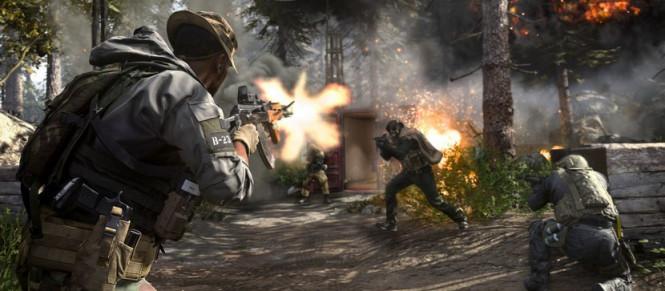 Modern Warfare : le 1v1 et le 3v3 arrivent sur le mode Gunfight