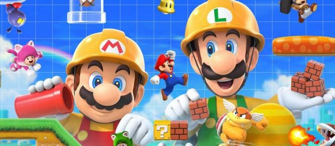 Super Mario Maker 2 : la MàJ 2.0 arrive avec des nouveautés