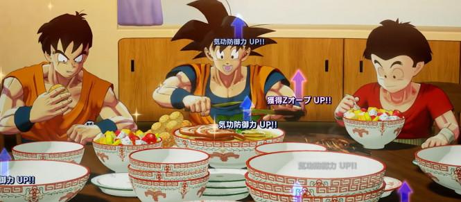 Dragon Ball Z : Kakarot présente sa composante RPG