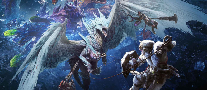 Monster Hunter World - Iceborne : une grosse MàJ arrive demain