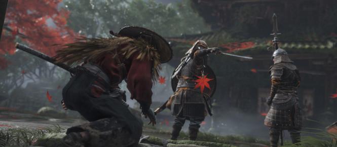 Ghost of Tsushima : un teaser avant les Game Awards