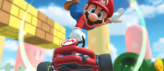 Mario Kart Tour lance la bêta de son multi
