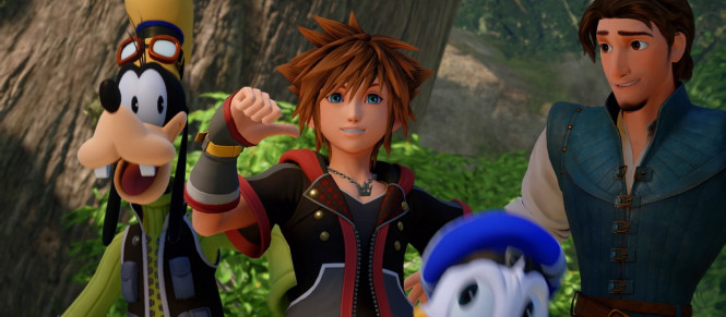 Kingdom Hearts III détaille son DLC ReMIND