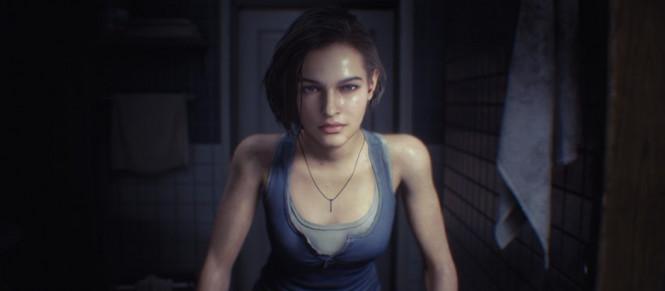 Resident Evil 3 Remake précise son poids