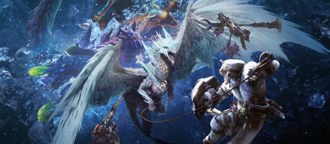 Monster Hunter World - Iceborne sur PC : demandez le programme !