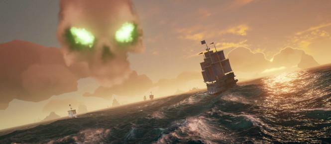 Sea of Thieves a dépassé les 10 millions de joueurs