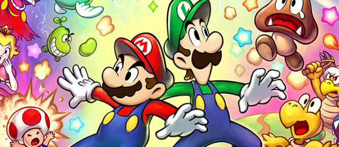 Nintendo re-dépose sa marque Mario & Luigi