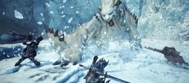 Monster Hunter World - Iceborne : 4 millions de ventes