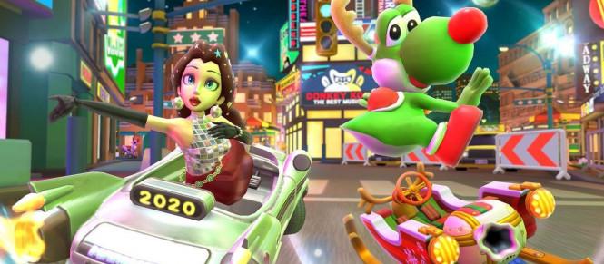 Mario Kart Tour : bêta ouverte à venir pour le multi