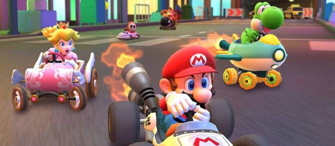 Mario Kart Tour : ouverture de la bêta du multi