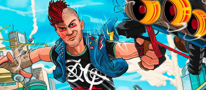 Vers un Sunset Overdrive 2 ?