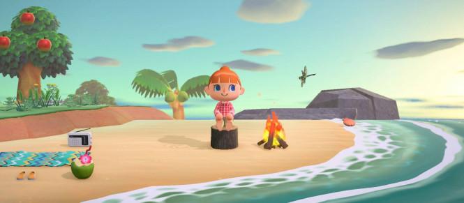 Animal Crossing : New Horizons : les sauvegardes par cloud finalement envisagées